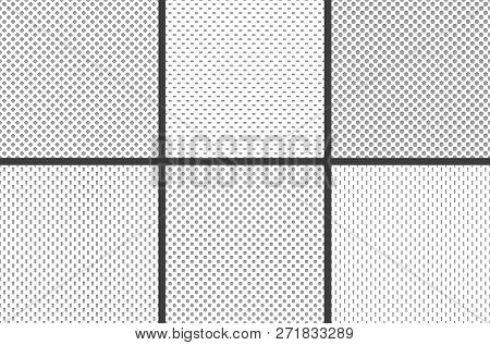 Sport Jersey Fabric Textures. Athletic Textile Mesh Material Structure Texture, Nylon Sports Wear Gr