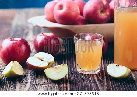 Fresh Organic Apple Cider