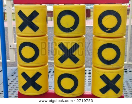 Tic Tac Toe Noughts And Crosses