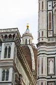 Santa Maria del Fiore in Firenze Italy poster