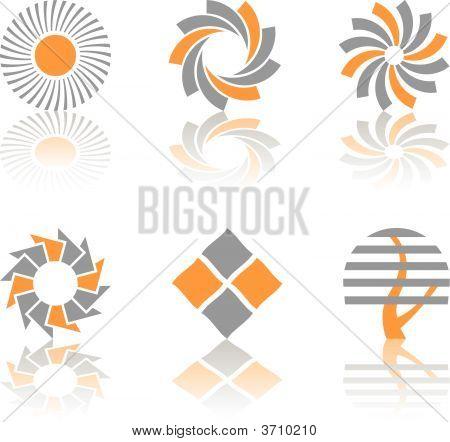 Logo Set New
