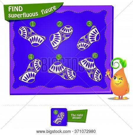 Find One Figure Brainteaser