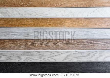 laminate flooring planks variations background