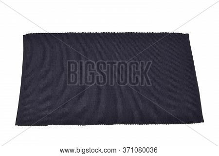 Place Mat Isolated On White Background, Cotton Placemat.