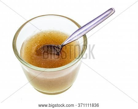 Psyllium Gel Is Obtained By Mixing Psyllium Husk Powder With Water. Psyllium Is A Form Of Fiber Made