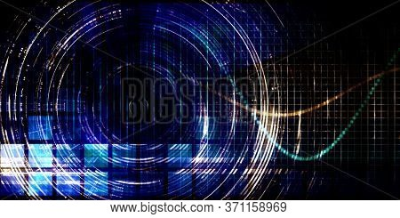 Science and Technology Merging into an Abstract Art