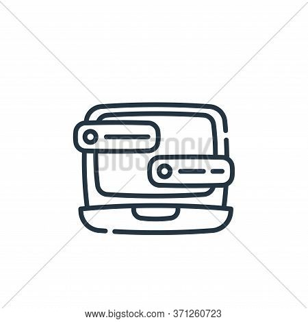 Comment Vector Icon. Comment Editable Stroke. Comment Linear Symbol For Use On Web And Mobile Apps,