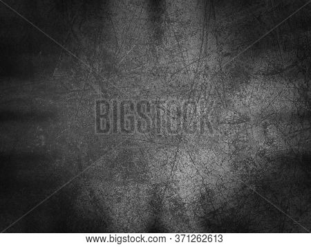Old Grunge Gray Color Abstract Pattern Background