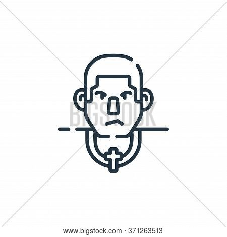 Hip Hop Vector Icon. Hip Hop Editable Stroke. Hip Hop Linear Symbol For Use On Web And Mobile Apps,