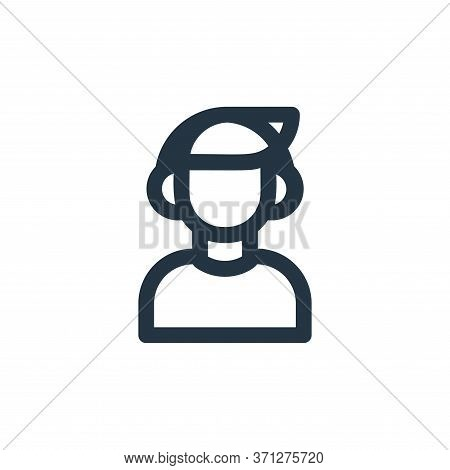 Listening Vector Icon. Listening Editable Stroke. Listening Linear Symbol For Use On Web And Mobile