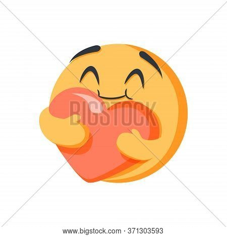 Care Reactions Emoticon 2020 High Quality Vector Social Media Button Emoji Reactions Printed On Whit