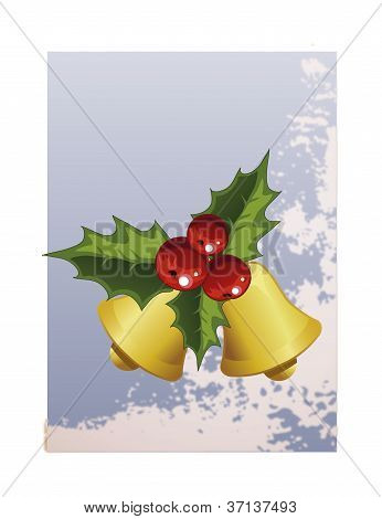 christmas bells clip-art