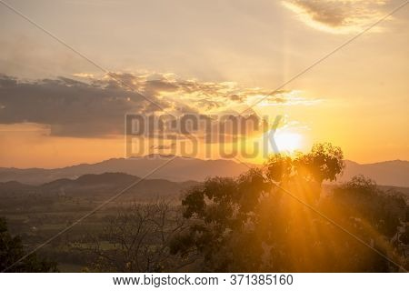 Thailand Mae Sot Landscape