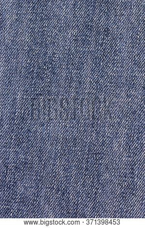 Vintage Denim Texture Background. Stylish Frayed Denim Background. Denim, Fashionable Jacket, Fashio