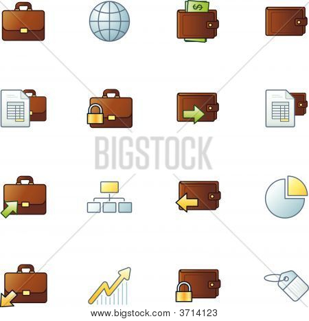 Project Business Icons