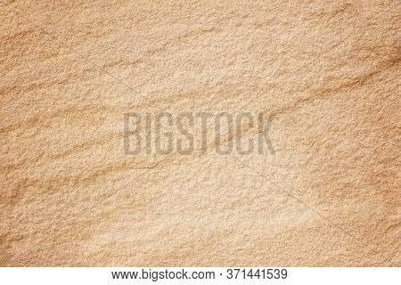 Texture Of Sandstone, Brown Stone Nature For Background