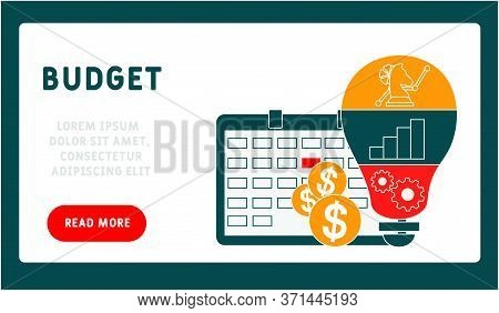 Budget Website Template, Web Page And Landing Page Design For Website And Mobile Site Development. C