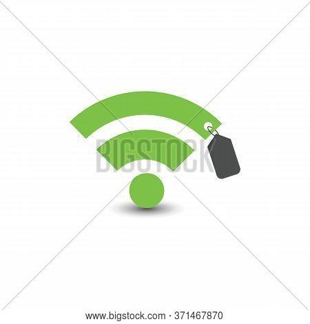 Online Shop Logo Design Vector