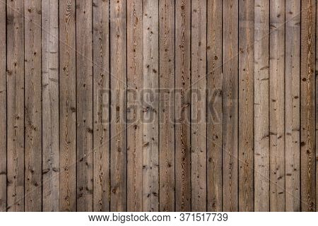 wooden wall from wooden boards as a background