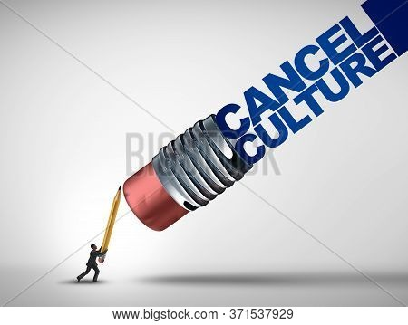 Cancel Culture Or Cultural Cancellation And Social Media Censorship As Canceling Or Restricting Opin