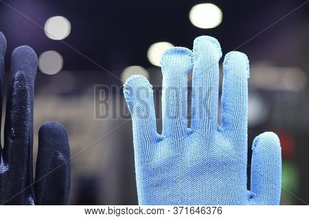 Industrial Grove For Personnelprotective Equipment ; Close Up