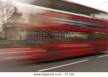 London Bus fast