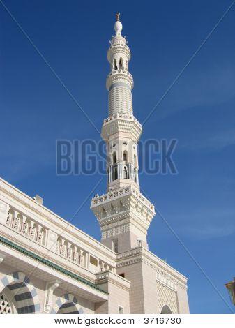 Minaret - Prophet\'S Mosque, Madinah