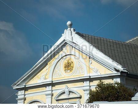 Bangkok Thailand-30 October 2018;the The National Gallery Bangkok. On.bangkok Thailand-30 October 2