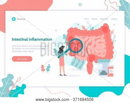 Diagnosis And Treatment Of The Bowel: Intestinal Inflammation, Enteritis, Colitis, Dysbacteriosis. M