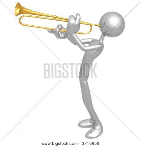 Trumpet Announcement