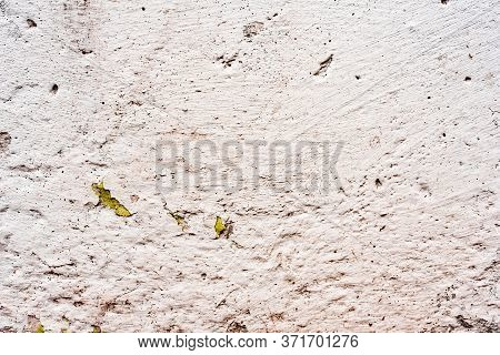 White Concrete Texture Background Of Natural Cement Or Stone Old Texture