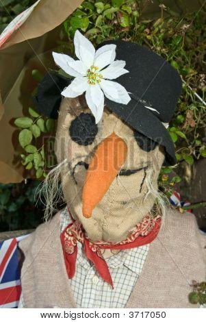 Scarecrow Portrait