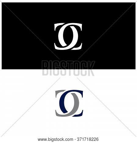 Simple And Elegant Double Letter C Logo Design