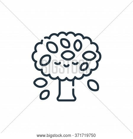 tree icon isolated on white background from  collection. tree icon trendy and modern tree symbol for
