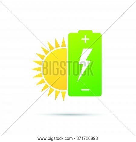 08-batterry Power Green