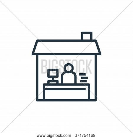 home office icon isolated on white background from  collection. home office icon trendy and modern h