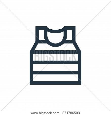 tshirt icon isolated on white background from  collection. tshirt icon trendy and modern tshirt symb
