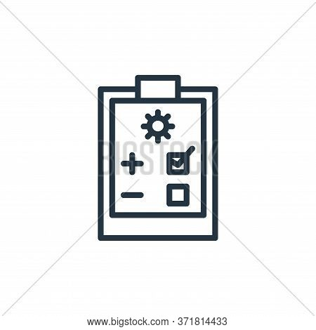 positive icon isolated on white background from  collection. positive icon trendy and modern positiv
