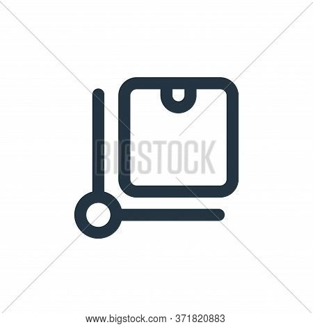 package icon isolated on white background from  collection. package icon trendy and modern package s
