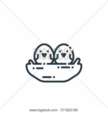 bird icon isolated on white background from  collection. bird icon trendy and modern bird symbol for