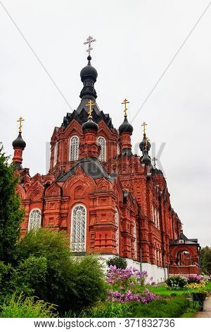 Shamordino Convent (convent Of St. Ambrose And Our Lady Of Kazan) Is A Stauropegial Russian Orthodox