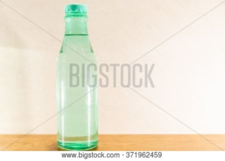Colorful And Decorative Glass Bottles. Decorated Bottles Can Still Be An Excellent Alternative For G