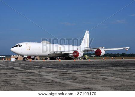 Us Navy E-6 Mercury Airborne Command Post