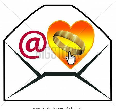Proposing Marriage By Email