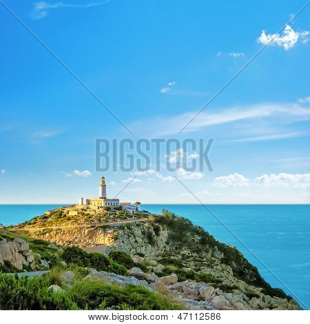 Lighthouse At Cap De Formentor, Majorca