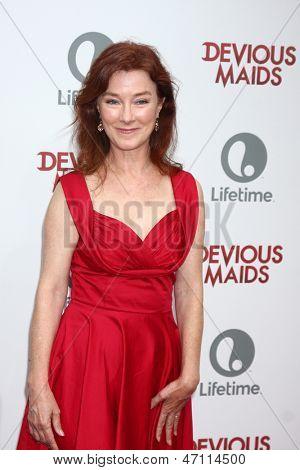 LOS ANGELES - JUN 17:  Valerie Mahaffey arrives at the
