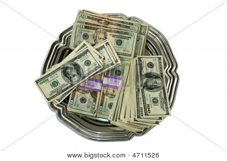 Top Money Platter