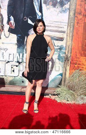 LOS ANGELES - JUN 22:  Lana Parrilla  at the World Premiere of