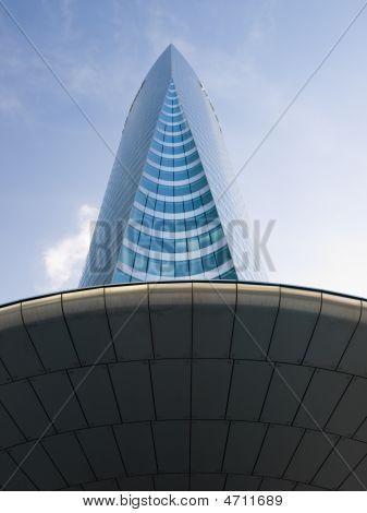 Beautiful Modern Building
