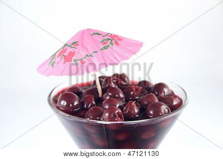 Cherry In Cup